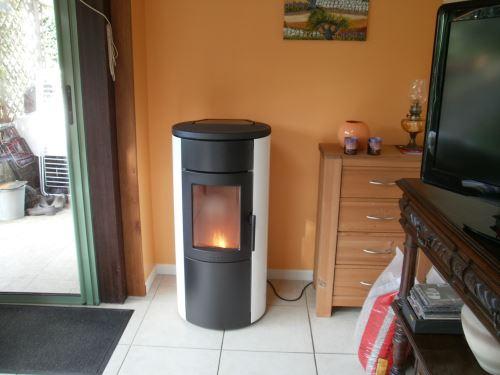 Caliéco Rennes - Poêle à granulés Natural 7